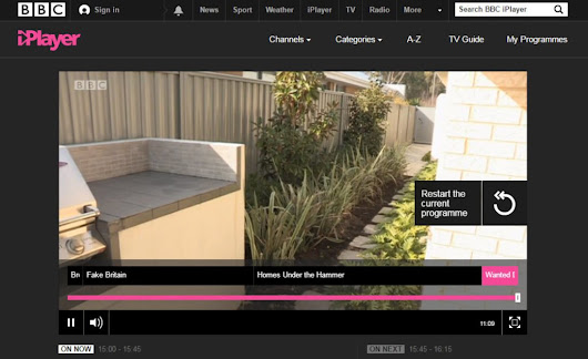 Streaming BBC Abroad With An iPlayer VPN