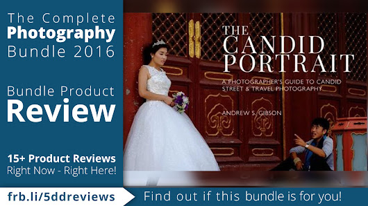 5DayDeal Review: The Candid Portrait by Andrew S. Gibson - farbspiel photography