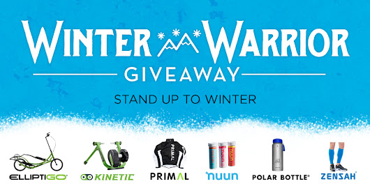 Winter Warrior Giveaway