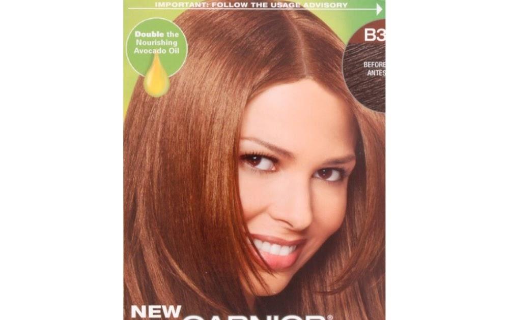 Garnier Color Naturals Hair Color 3 Dark Brown Of Garnier