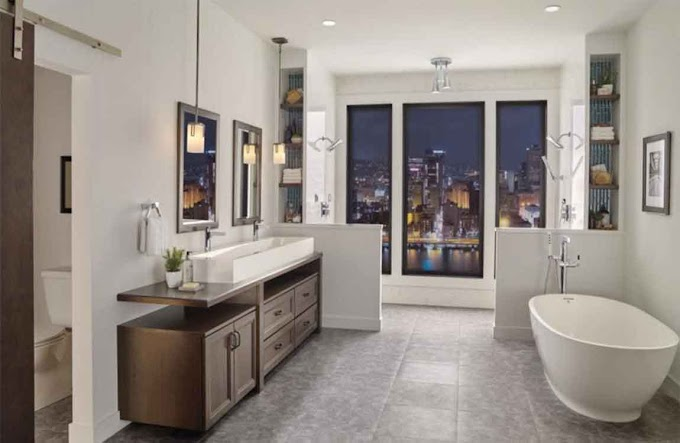 Awesome Bathroom Ideas No Window Photos