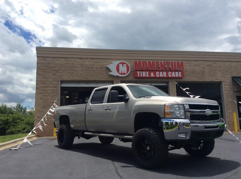 A Momentum Wheel And Tire Special For This Duramax Yelp