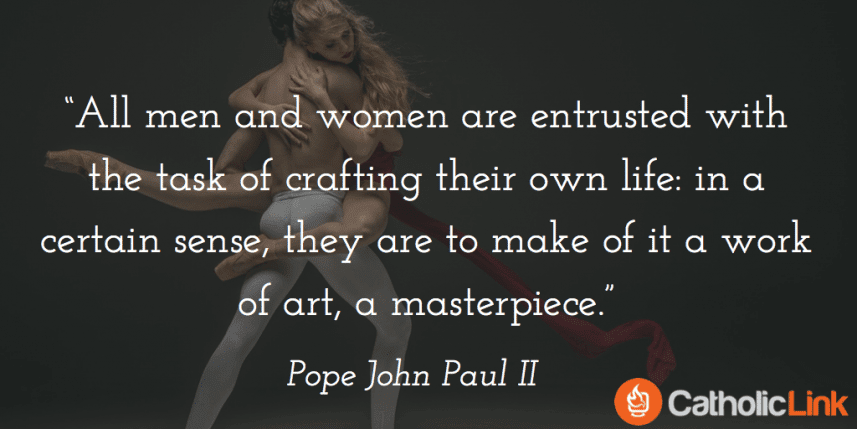 8 Things St John Paul Ii Wanted All Artists To Know