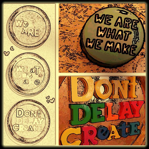 Don't Delay Create