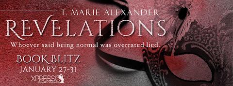 Revelations by T. Marie Alexander #BookBlitz +GIVEAWAY