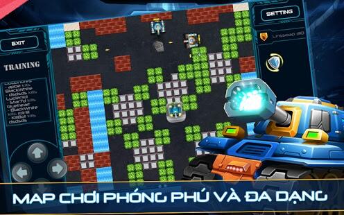 game bắn xe tăng hay king of tank online