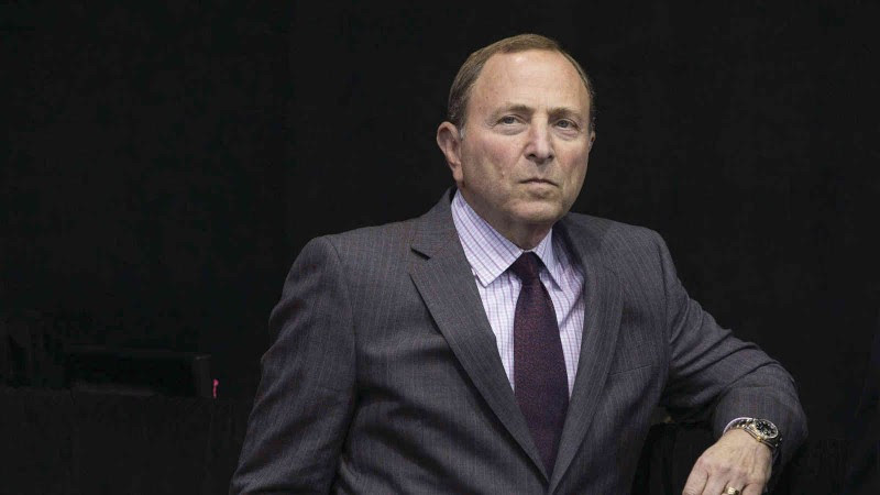 Le contrat de Gary Bettman, 64 ans, prendra fin en 2022. (Photo: Chris Young / La Presse Canadienne)