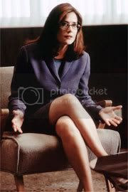Dr. Jennifer Melfi, played by Lorraine Bracco