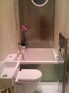 Small Bathroom Design on Small Bathroom   Good Used Space