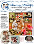 Whimsy Stamps Inspirations Magazine Issue 5