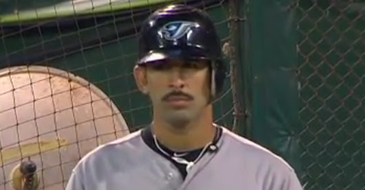 Remembering Jose Bautista's Short-Lived Moustache