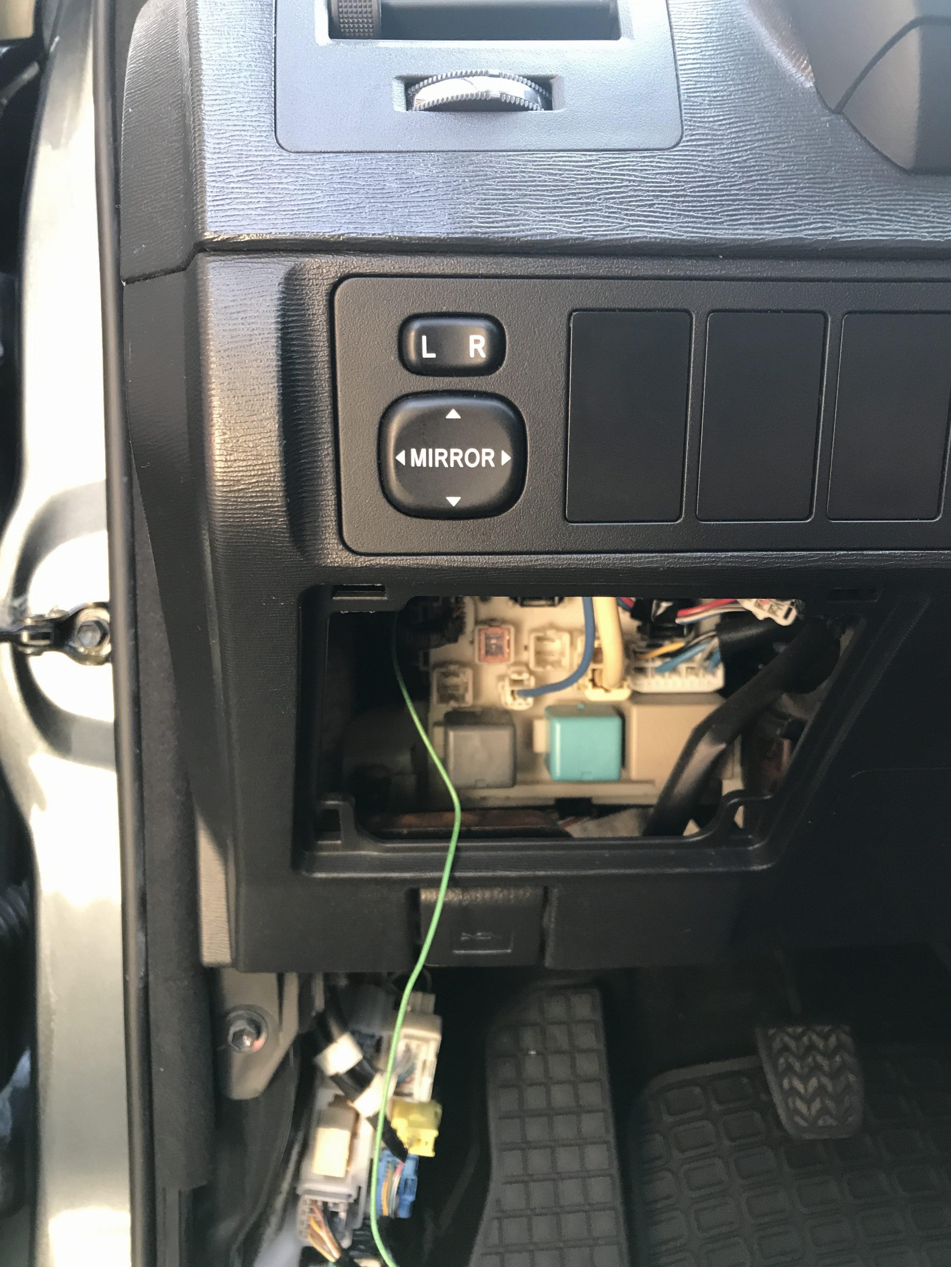 Scion Tc Gen 1 Reverse Wire Tap Tylerwatt12 Com