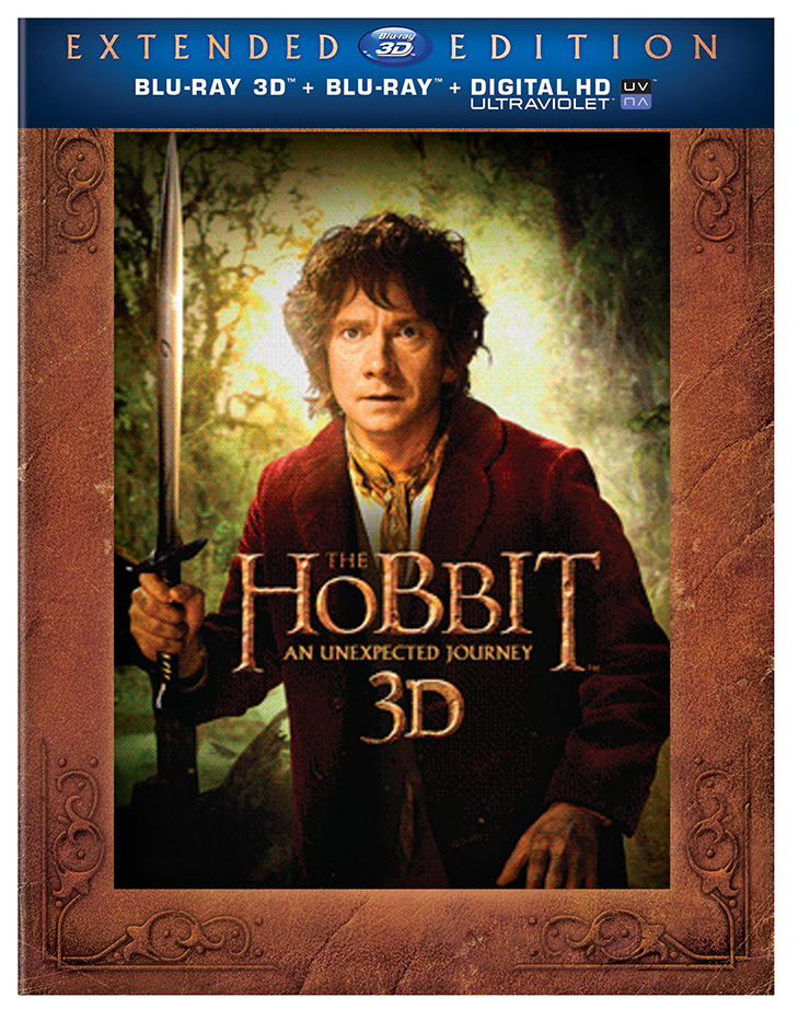 Review The Hobbit An Unexpected Journey Extended Edition Among Best Home Video Editions Ever Lord Of The Rings On Amazon Prime News Jrr Tolkien The Hobbit And More Theonering Net