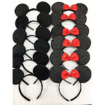 24- Minnie Mouse Headbands