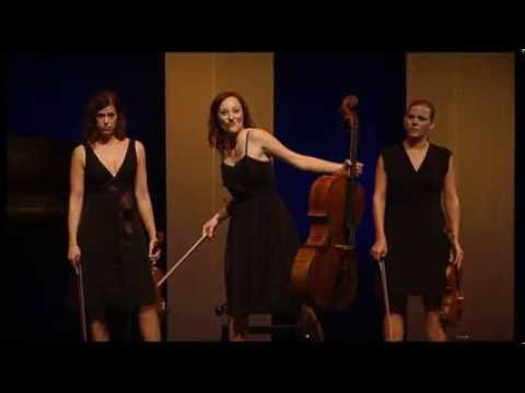 These Classical Musicians Play Their Instruments in a Way You've Never Seen