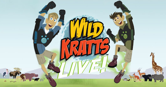 Wild Kratts LIVE! in Detroit 5/28 {+ Family 4-Pack Giveaway} ENDS 5/2 - Mrs. Weber's Neighborhood