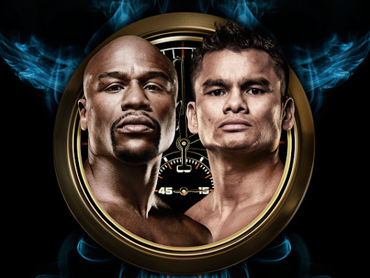 Mayweather vs. Maidana on Showtime