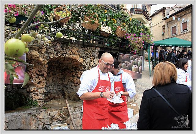 Feria de la Reineta en Cantabrana (2)