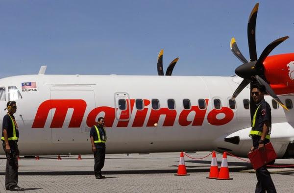 Pilot Bertekak, 20 Penumpang Lari Turun Pesawat Malindo Air