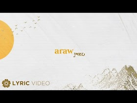 Araw by JMKO [Lyric Video]