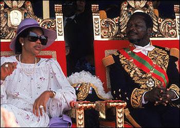 Czarna Afryka  Bokassa  Cesarz na Sawannie 105834,1