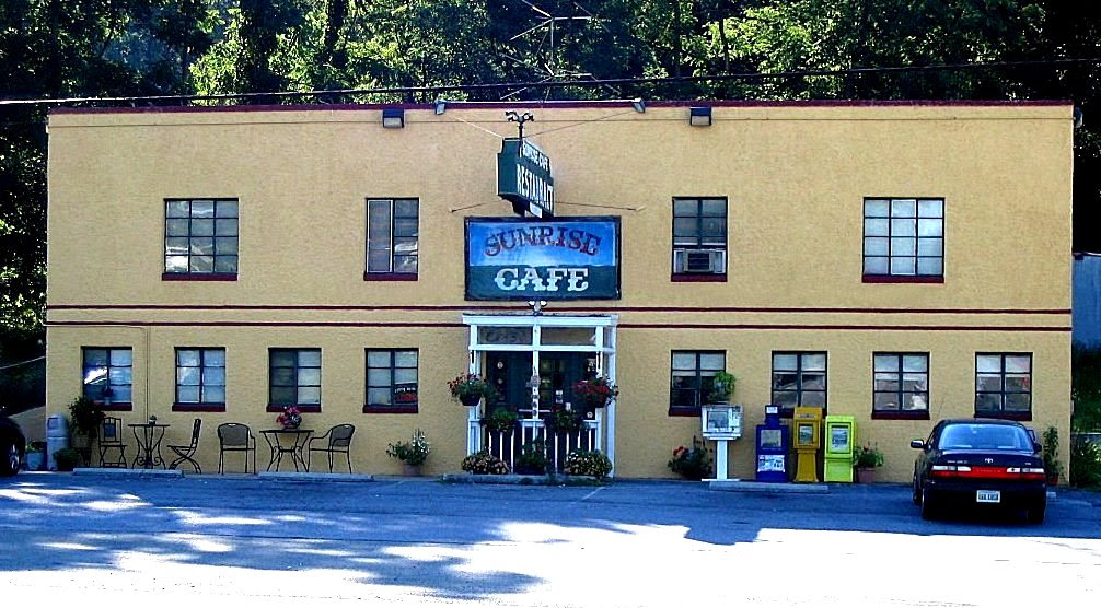 Sunrise Cafe Woodstock VA
