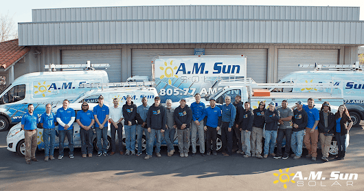 A.M. Sun Solar Makes Inc. 5000 List