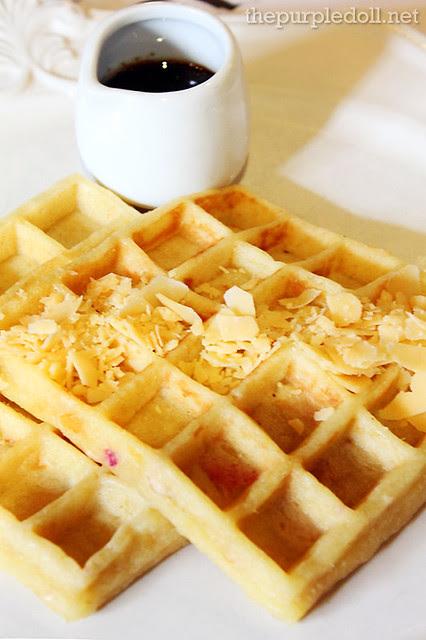 Bibingka Waffle P150