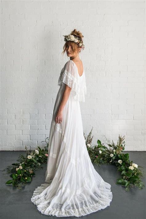 Best 25  1970s style wedding dresses ideas on Pinterest