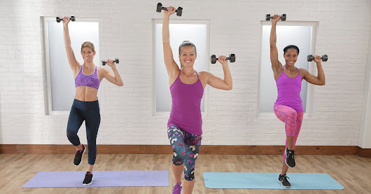 10-Minute Arm Workout | Video | POPSUGAR Fitness