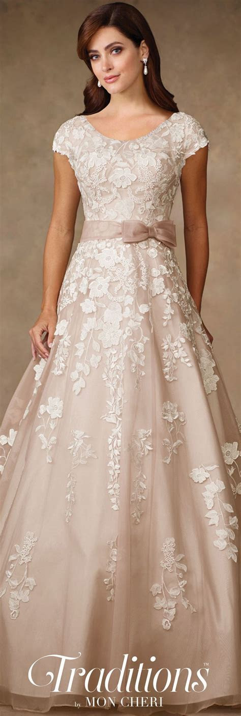 26 best Modest Wedding Dresses images on Pinterest