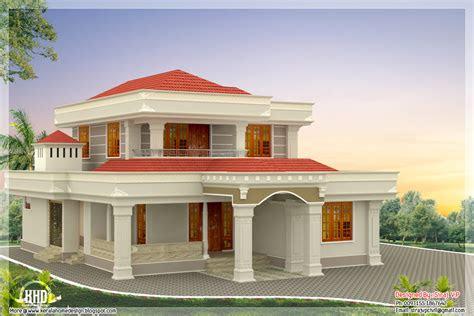 beautiful indian home design   sqfeet kerala home