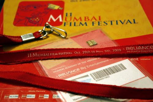 The Mumbai Film Fest