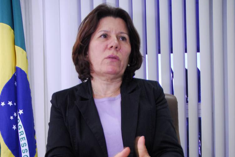 Ângela: primeira mulher a ocupar cargo mais importante da UFRN