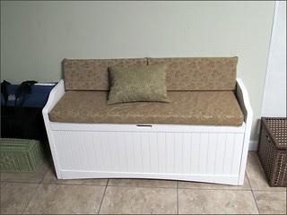 Storage bench 1