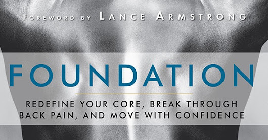 Foundation Training: The Art of the Injury-Proof Athlete