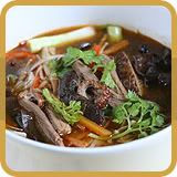 Shredded Roast Duck Soup (火鸭丝羹)