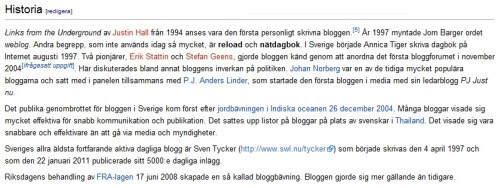 Wikipedia om Sven Tycker