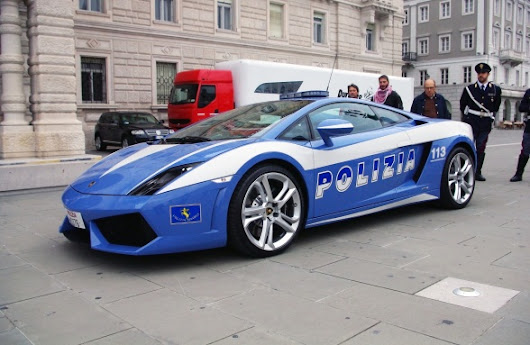 10 Coolest Police Cars Around The Globe! | RentalCars24H Blog