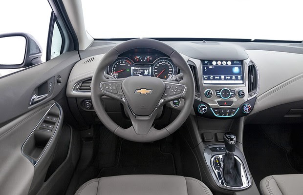 Chevrolet Cruze 2017 (Foto: Leo Sposito)