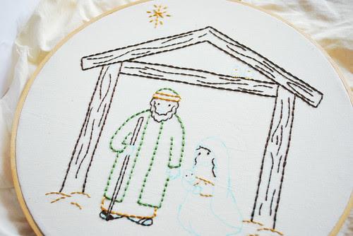 Nativity WIP