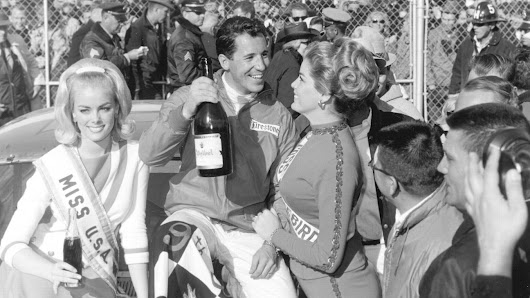 NASCAR - from an incredible career, Mario Andretti's Daytona 500 win still stands out