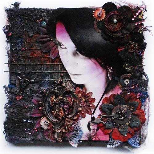 Wiedźma - canvas - The Witch