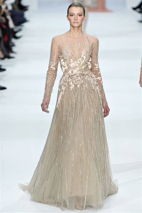 Elie Saab   Haute Couture Spring Summer 2012   Shows