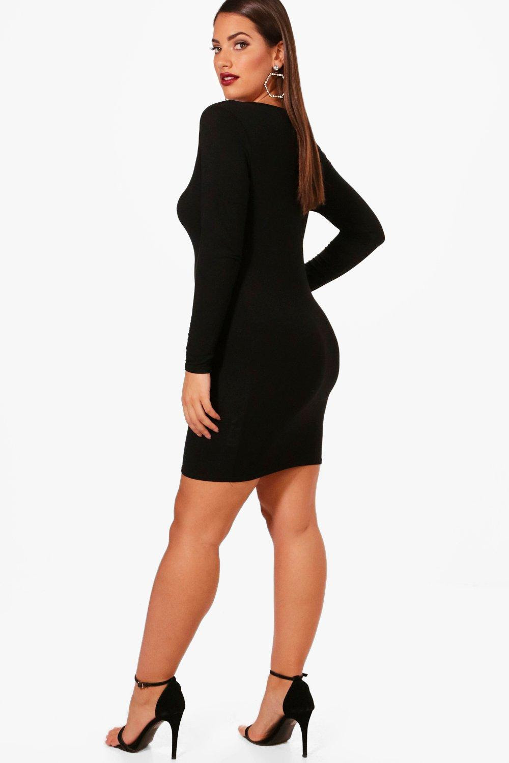 Quick dresses plus size long bodycon parties hip with