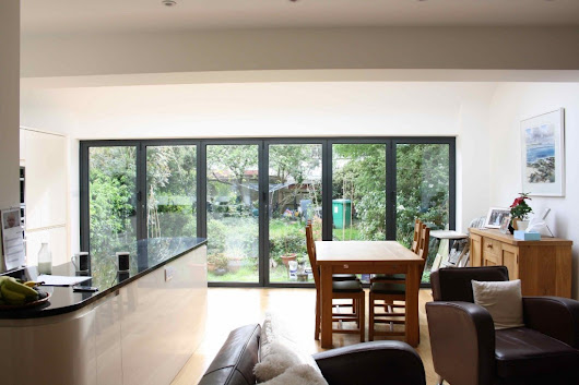 How to make the most of open plan living? - Simply Extend