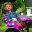 Dolly Ride Bike Seat