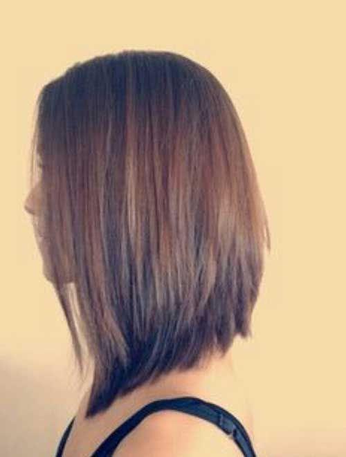 27 Schöne Lange Bob Frisuren Schulterlange Haarschnitte Frisuren