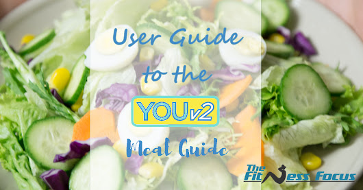 The YOUv2 Diet and Meal Plan Explained - The Fitness Focus