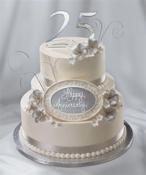 "25th Wedding Anniversary cake, silver anniversary   ""I Do"